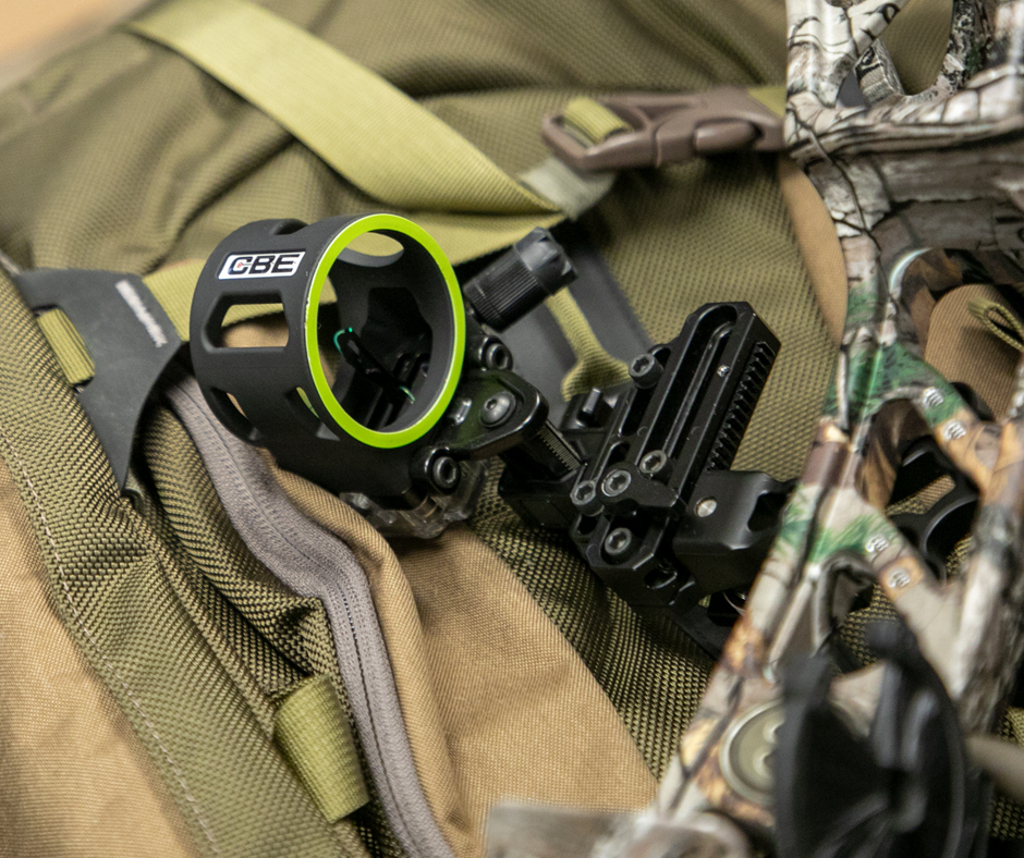 custom bow equipment CBE tactic hybrid hunting sight